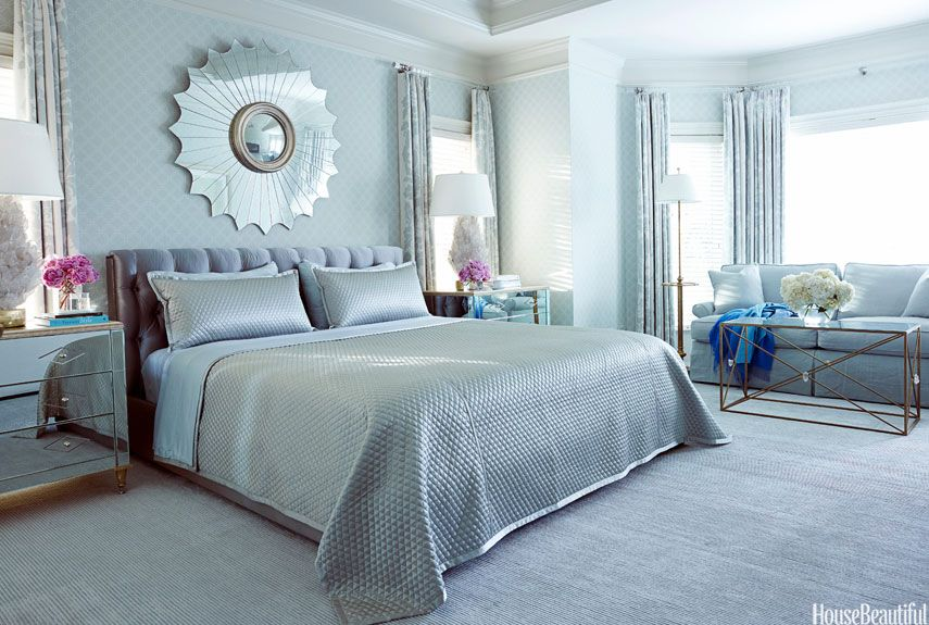 40 Best Bedroom Colors - Relaxing Paint Color Ideas for Bedrooms ...