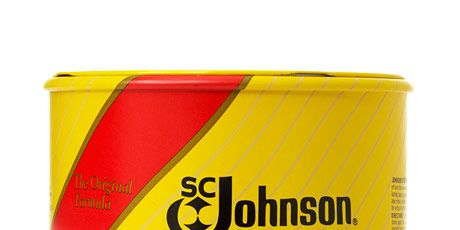 s.c. johnson paste wax