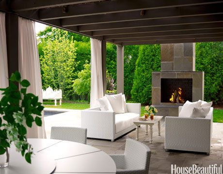 Outdoor Living Room Unique 85 Patio And Outdoor Room Design Ideas And Photos Design Inspiration