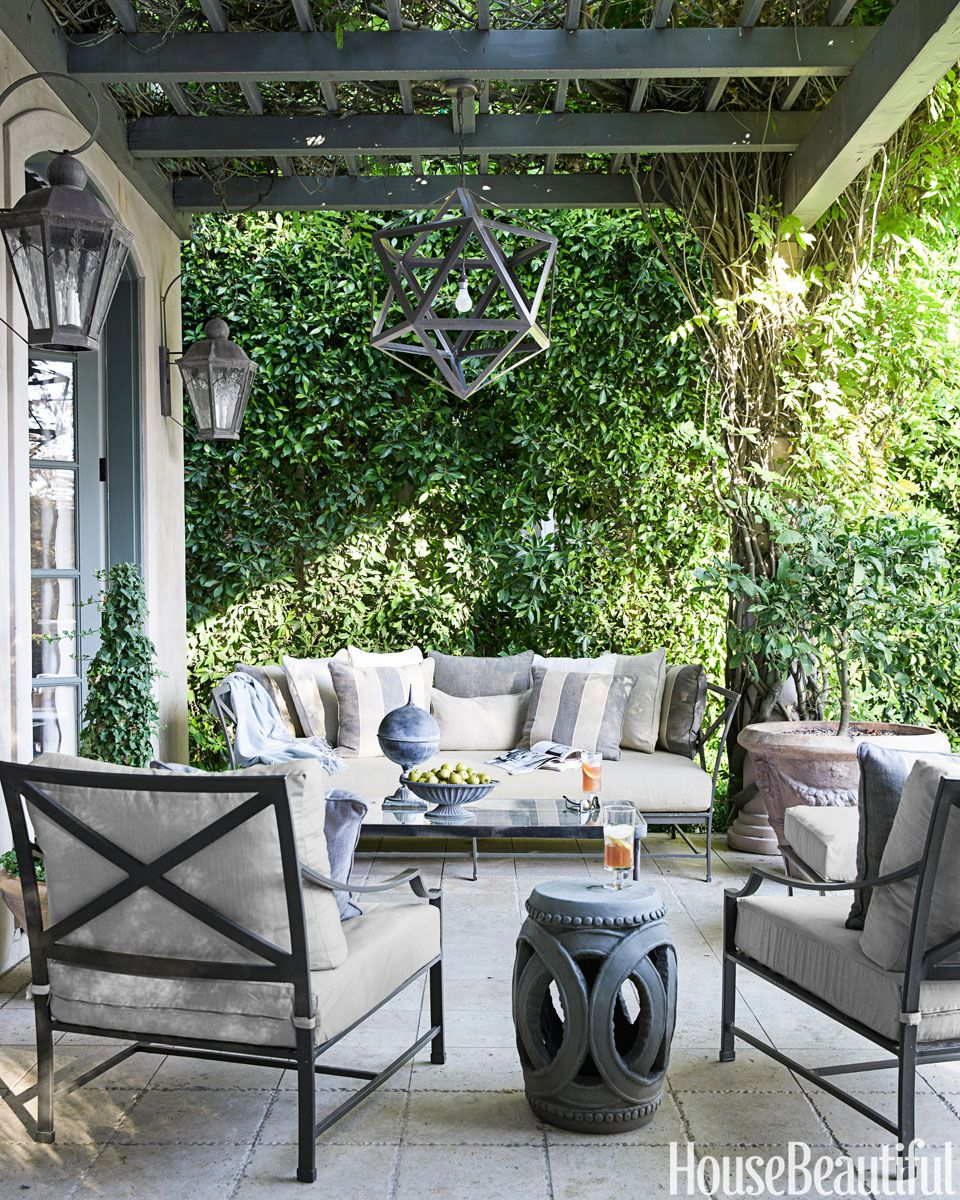 Patio Furniture Designs 87 Patio And Outdoor Room Design Ideas And Photos