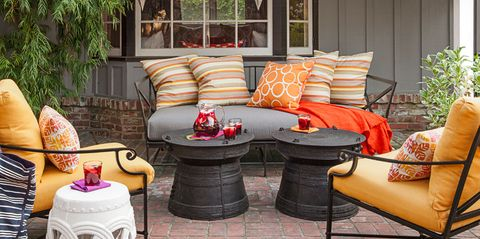 17 Best Outdoor Fall Decor Ideas Ways To Decorate Outside