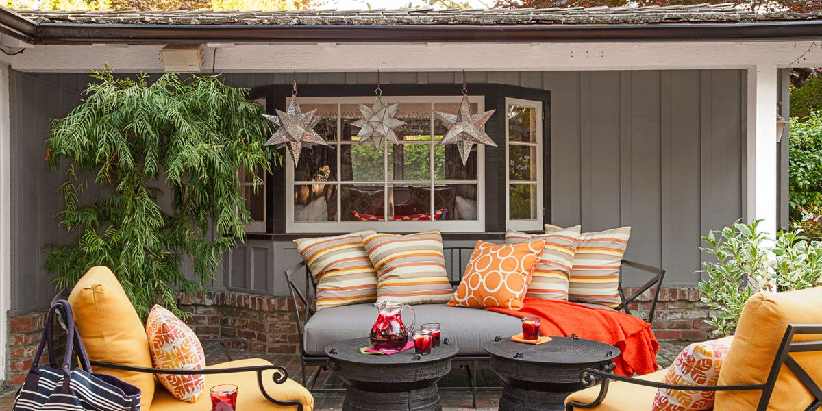 17 Cozy Outdoor Fall Decorating Ideas