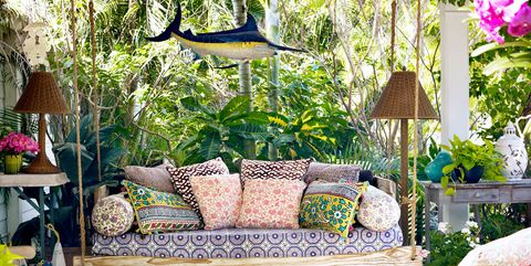 12 Best Front Porch Ideas - Chic Porch Design and Decorating Tips