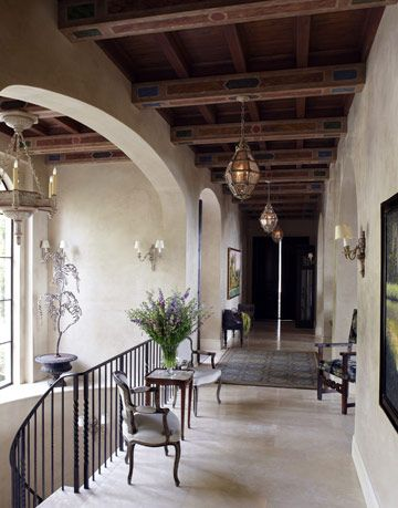 Rustic Decorating Ideas Mediterranean Style Homes