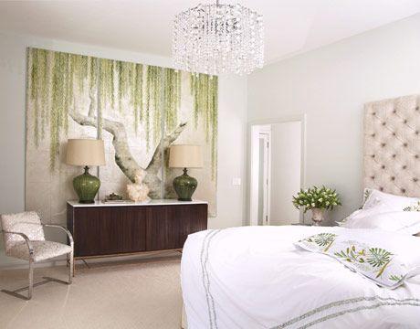 Bedroom Makeovers - Annie Selke Bedroom Makeover Photos