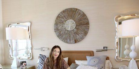kelly wearstler in her bed
