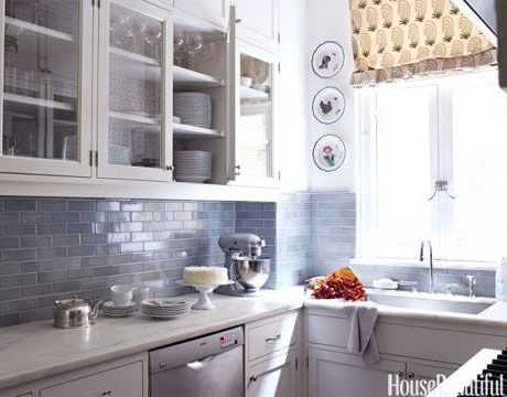 Kitchen Wall Tile Ideas Prepossessing 53 Best Kitchen Backsplash Ideas  Tile Designs For Kitchen . Review