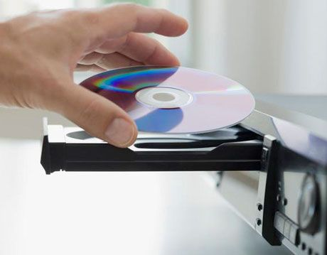 cd and cd player