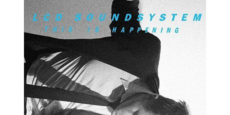 lcd sound system cd cover