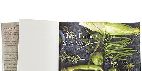 inside of cookbook