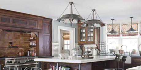 a farmhouse kitchen - Farmhouse Kitchen Ideas