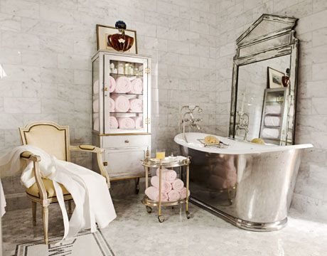 Superb An Antique Bathroom