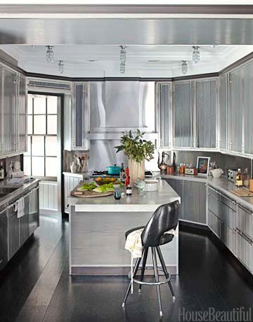 metal kitchen of the month for june.