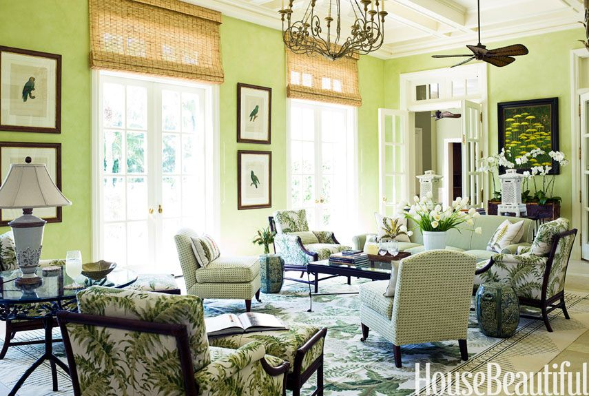 Green Living Room Ideas Entrancing Green Living Rooms In 2016  Ideas For Green Living Rooms 2017