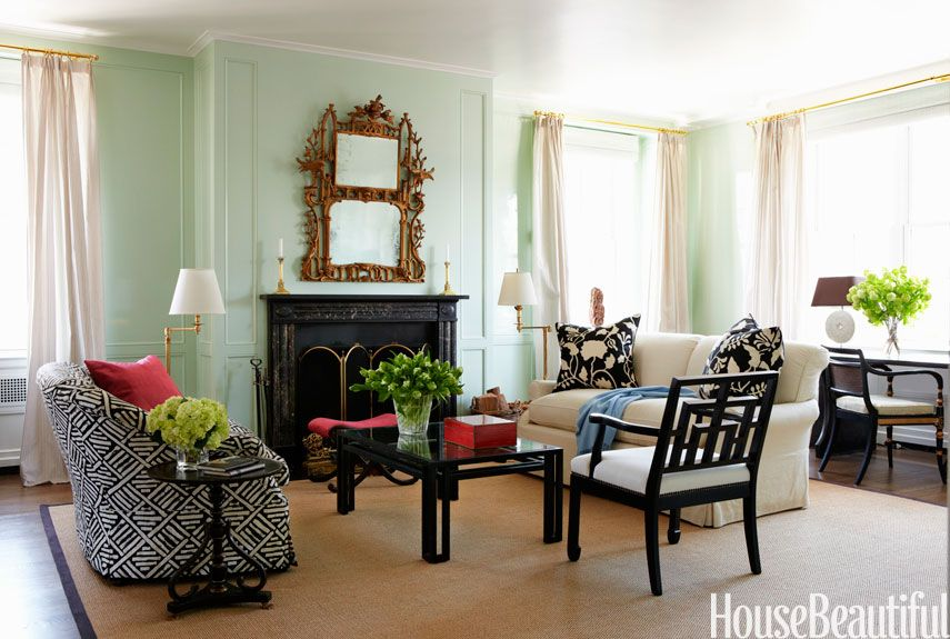 . Green Living Rooms in 2016   Ideas for Green Living Rooms