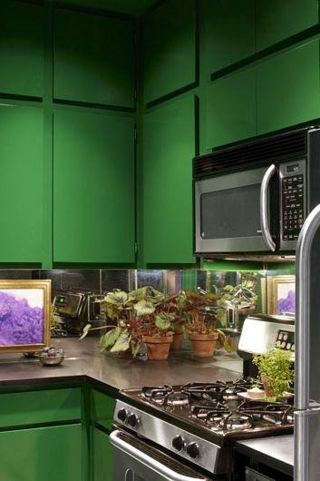 15 Best Green Kitchens Ideas For Green Kitchen Design