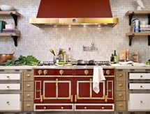 A Bold and Brass Stove