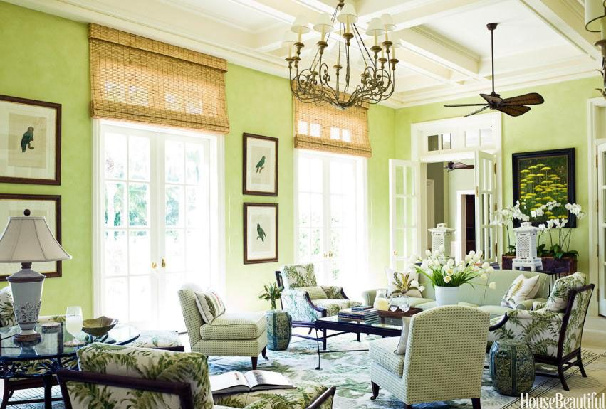 12 Best Living Room Color Ideas - Paint Colors for Living Rooms