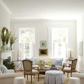 92+ [ Southern Living Room Simply White ] - Christmas Decorating ...