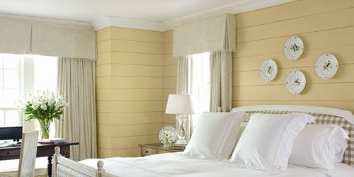 10 Brilliant Yellow Bedrooms