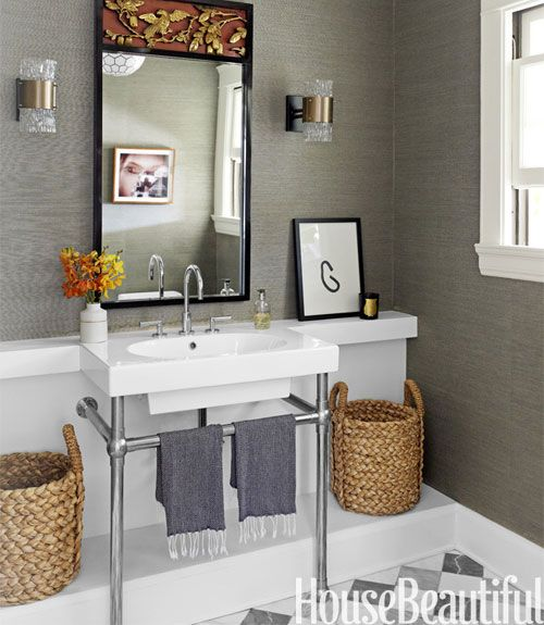14 Best Gray Bathroom Ideas Chic Gray Bathroom Design Pictures