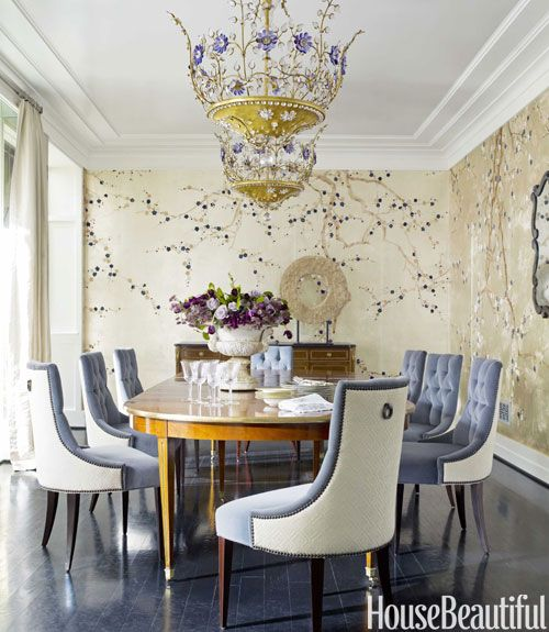 House Beautiful Dining Rooms Inspiration 30 Best Dining Room Paint Colors  Modern Color Schemes For Dining . Inspiration