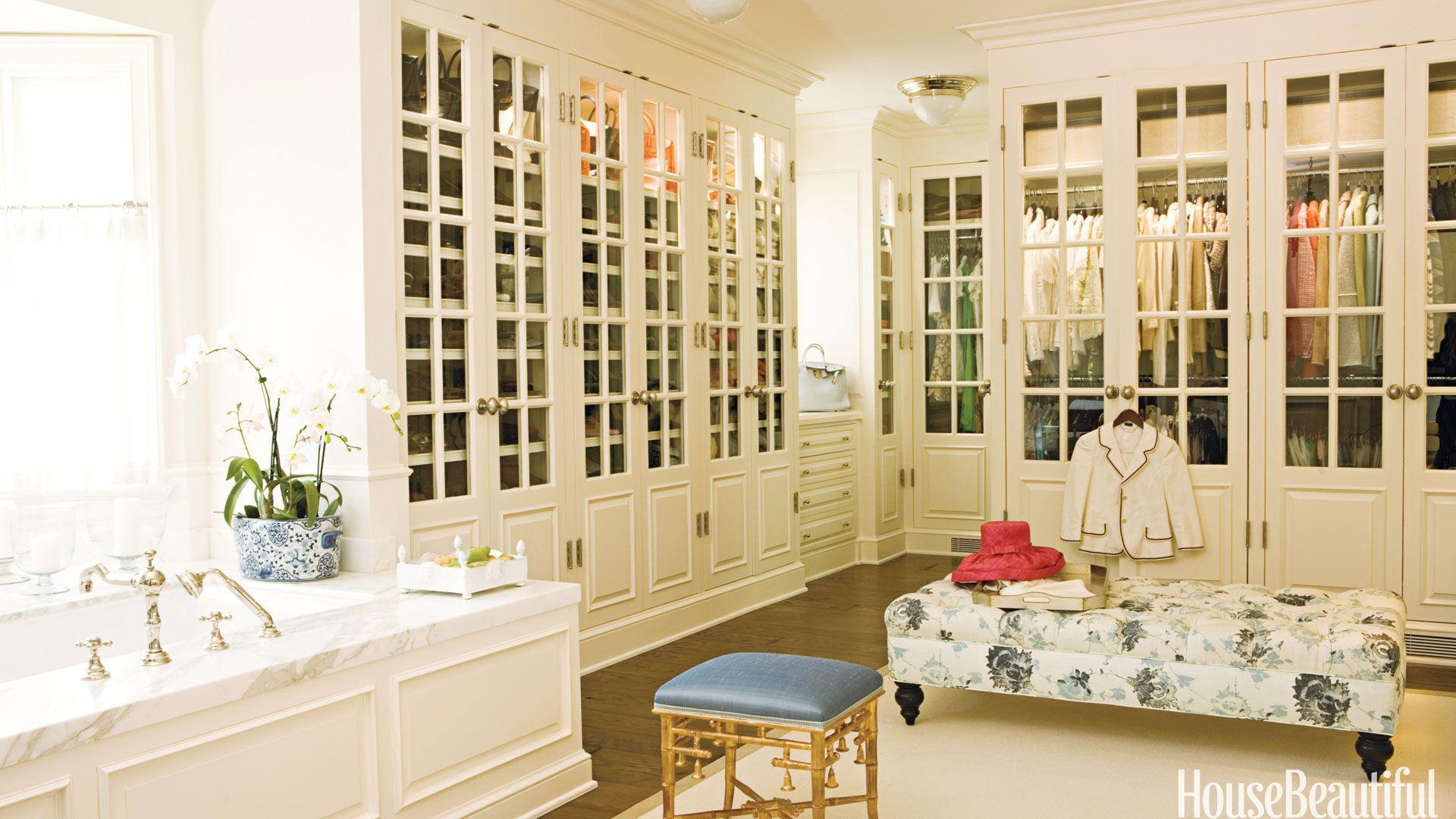 12 Designer Closets Ideas - Dream Dressing Room Photos