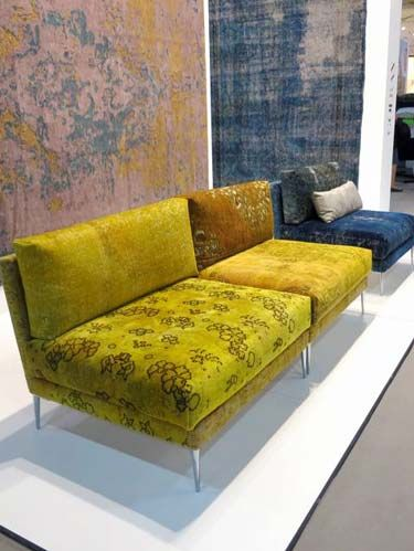 carpet upholstered furniture