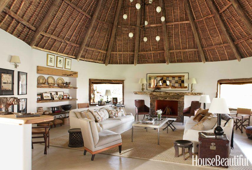 Suzanne Kasler Interiors Kenya House