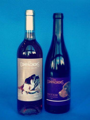 les compagnons wine