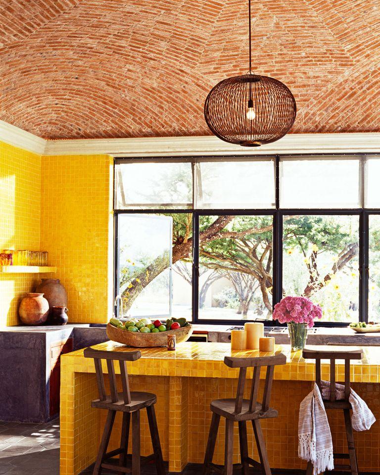 Pictures Of Yellow Kitchens: 10 Yellow Kitchens Decor Ideas