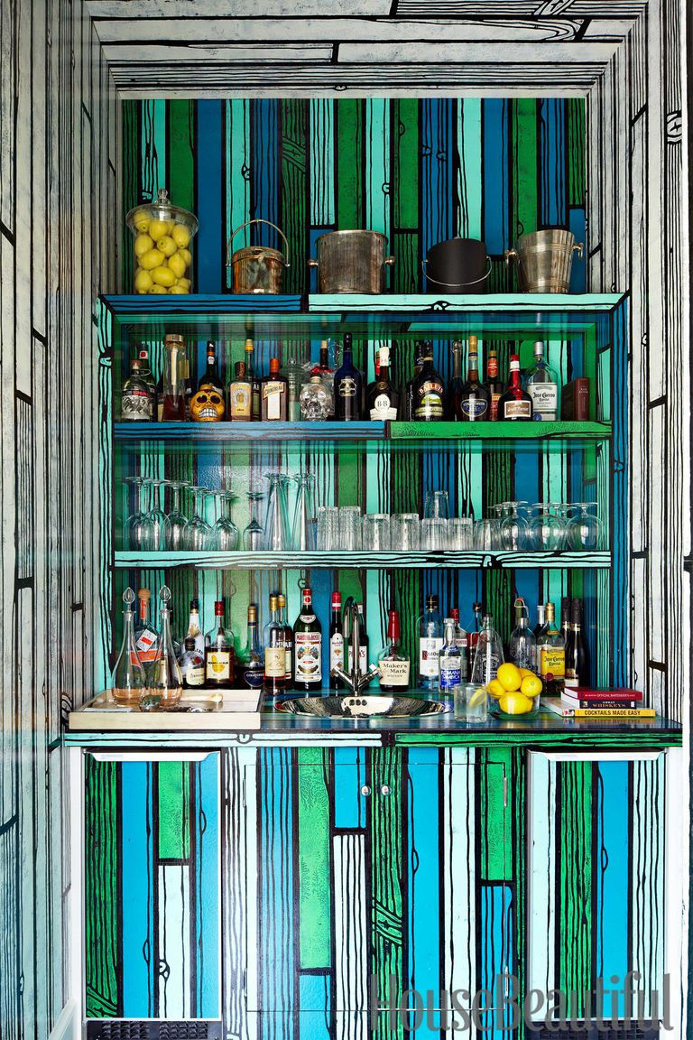 30 home bar design ideas furniture for home bars. Black Bedroom Furniture Sets. Home Design Ideas
