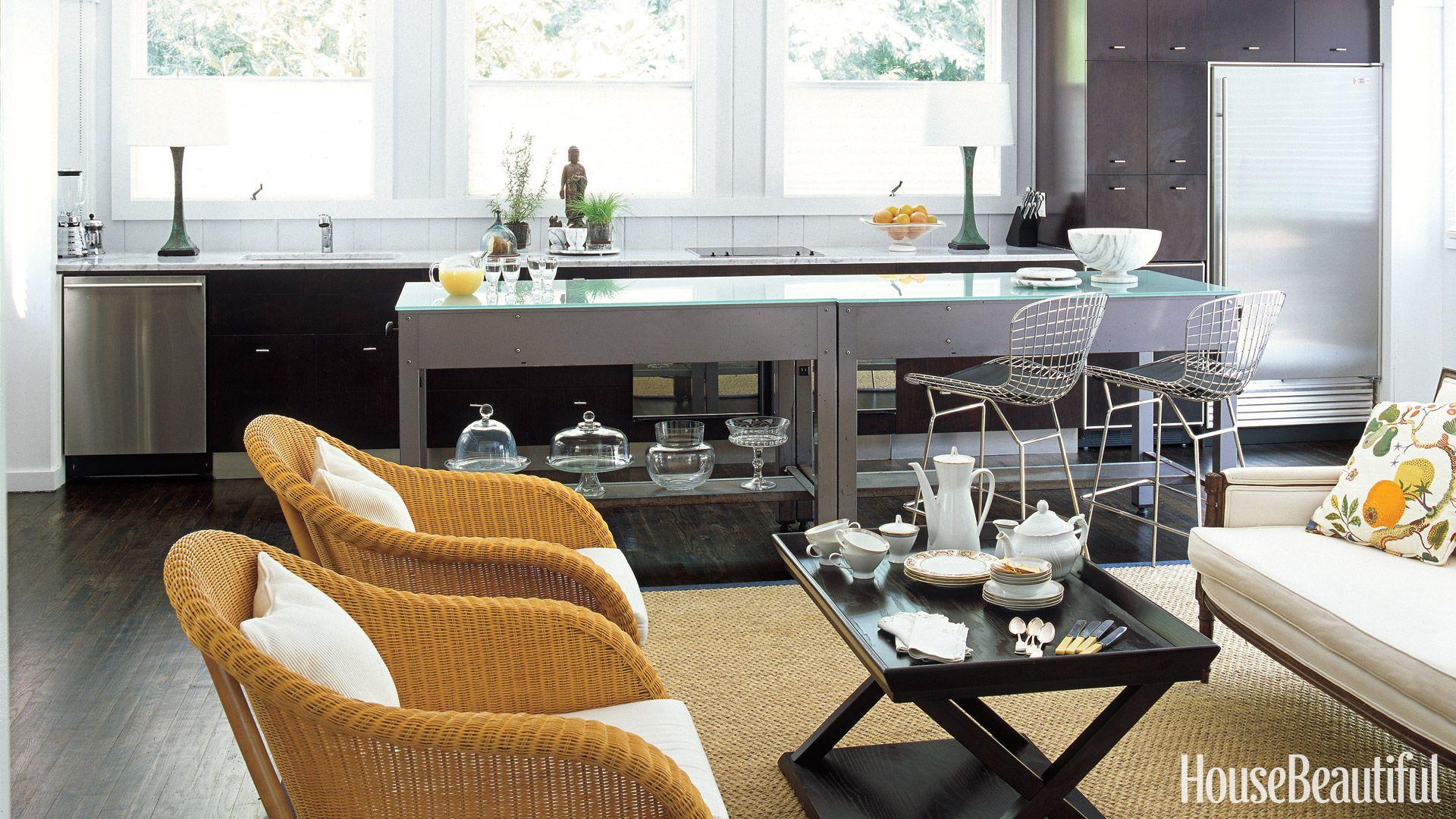 wicker kitchen chairs
