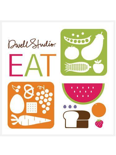 dwellstudio eat book