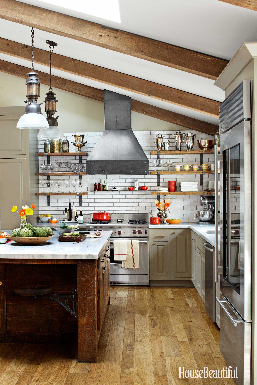 Steel Kitchen Design Industrial Kitchen Design Ideas