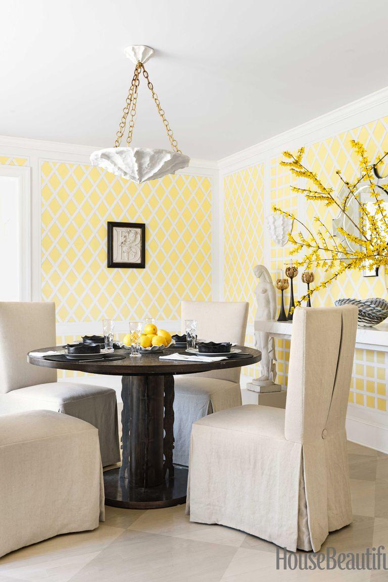 30 Best Dining Room Paint Colors - Modern Color Schemes ...