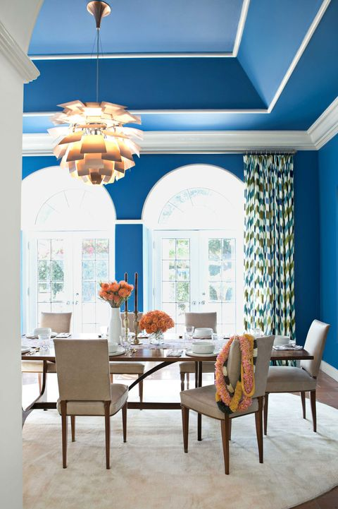 18 Best Dining Room Paint Colors Modern Color Schemes