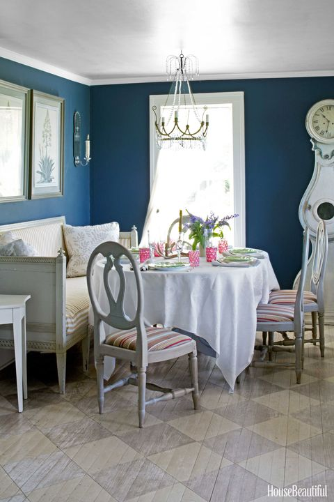 Dining Room Dark Romantic: 30 Best Dining Room Paint Colors