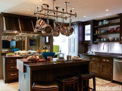 kips bay show house kitchen