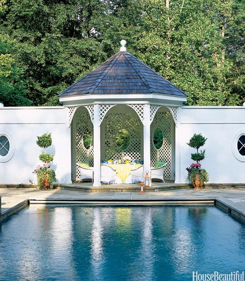 40 pool designs ideas for beautiful swimming pools - Outdoor House Pools