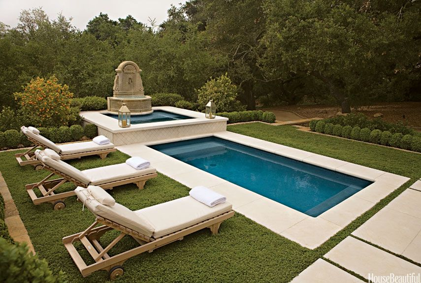 40 pool designs ideas for beautiful swimming pools - Pool Designs Ideas