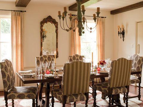 barley twist dining chair