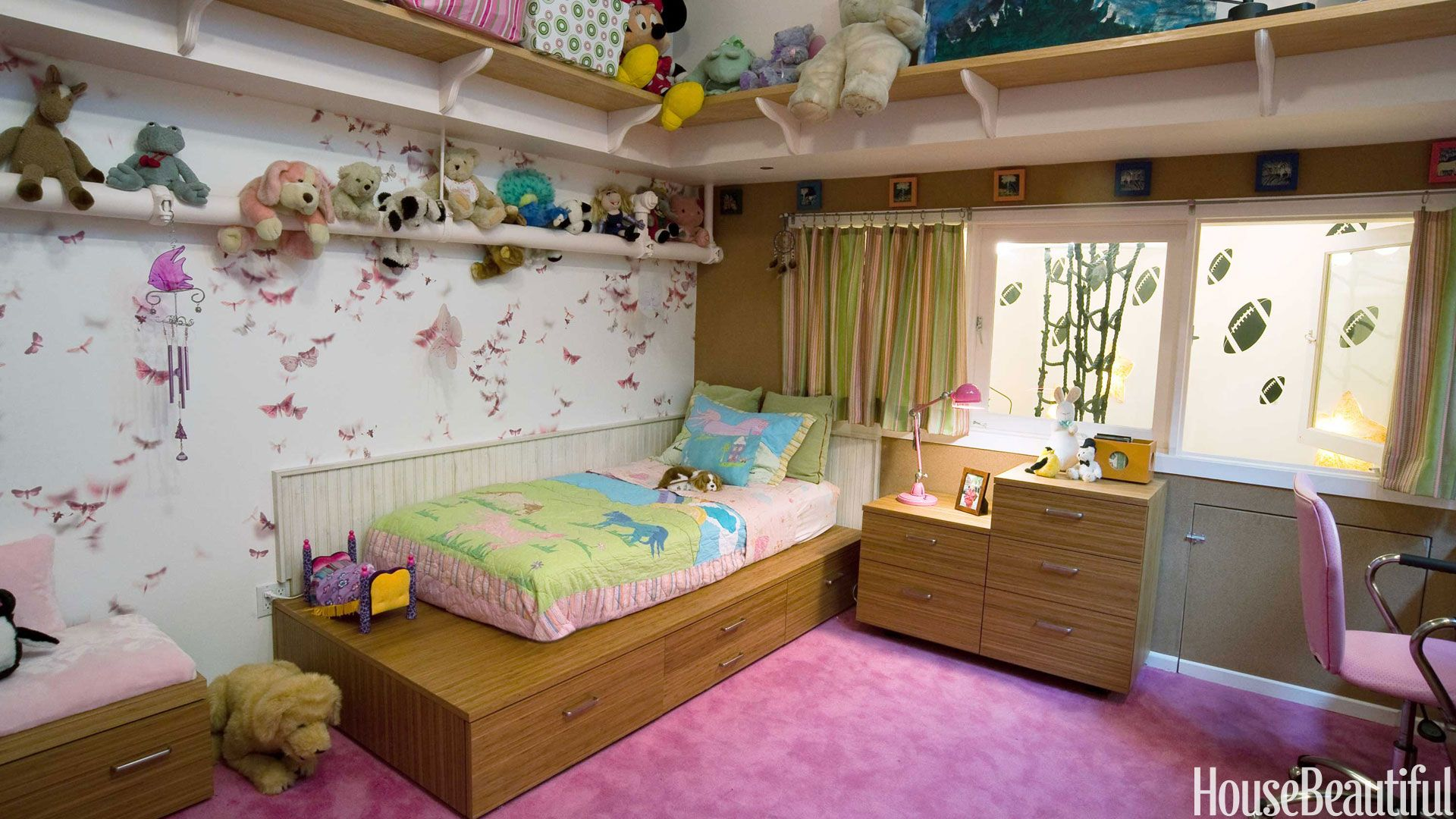15 Cool Kids Room Decor Ideas   Bedroom Design Tips For Childrenu0027s Rooms