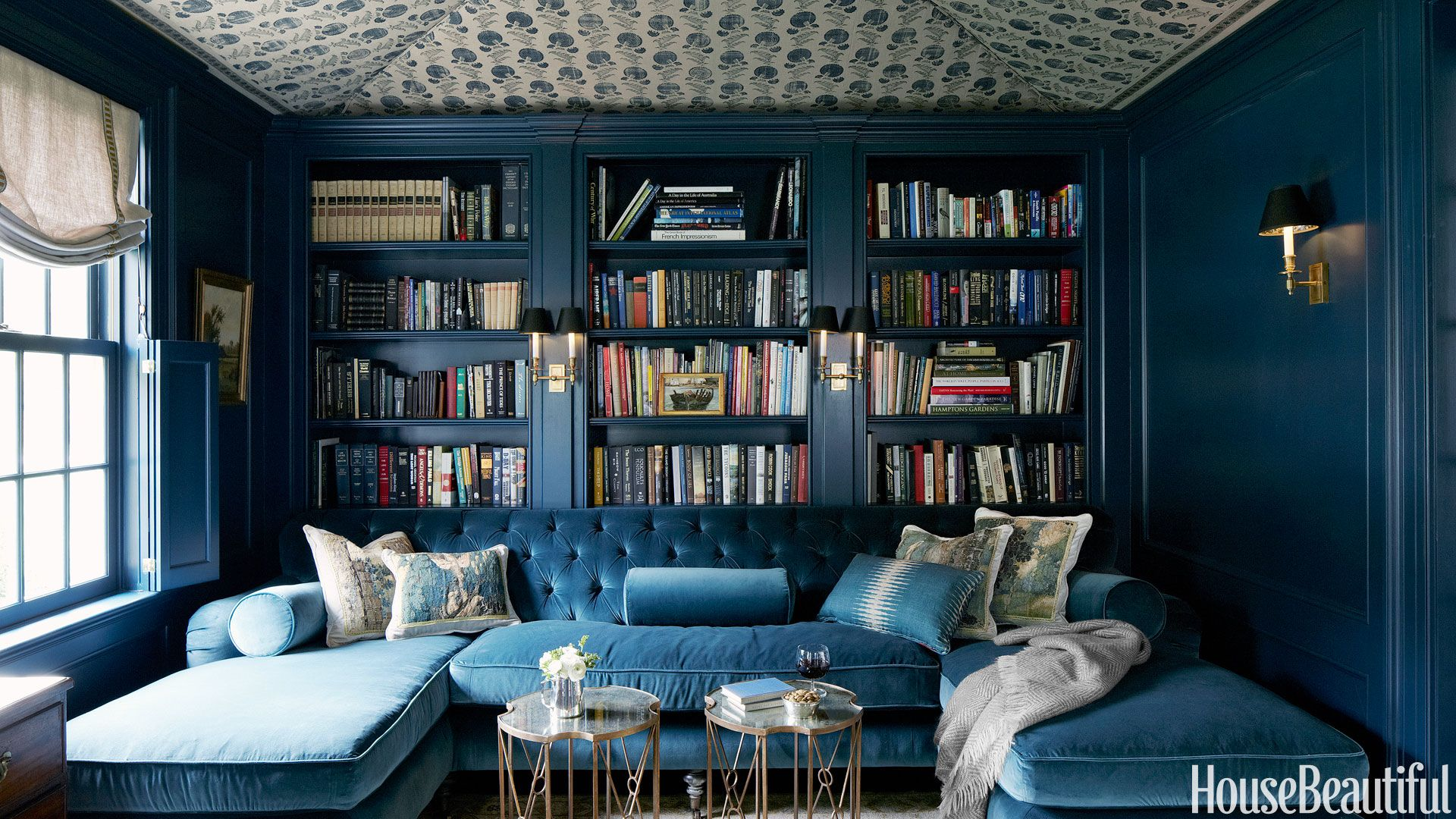 Home Library Design Ideas Pictures of Decor