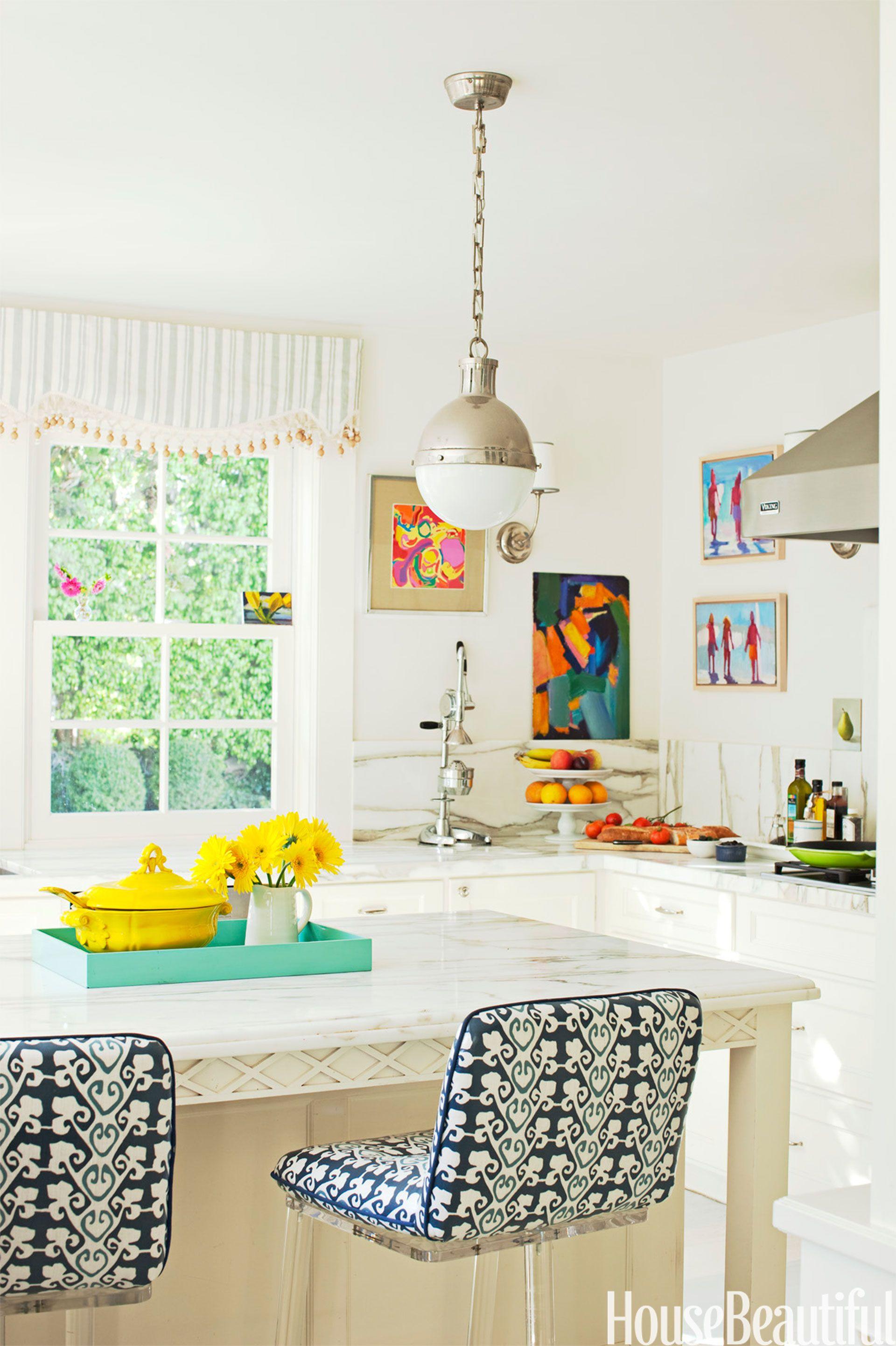 Summer Rooms - Summer Decorating Ideas