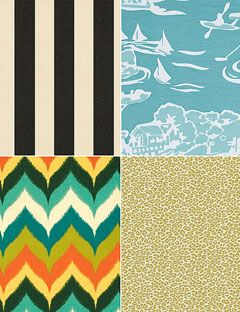 Top 5 Blog Posts of the Week:Outdoor Fabrics, A Brazilian Beach House, and More