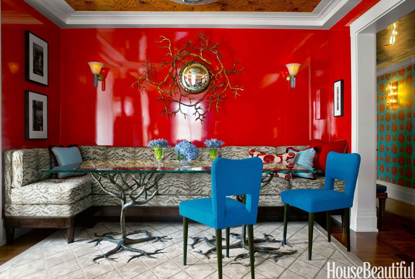 13 different shades of red best red paint colors rh housebeautiful com