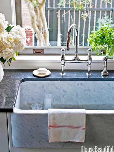 40 Best Kitchen Countertops Design Ideas - Types of Kitchen Counters