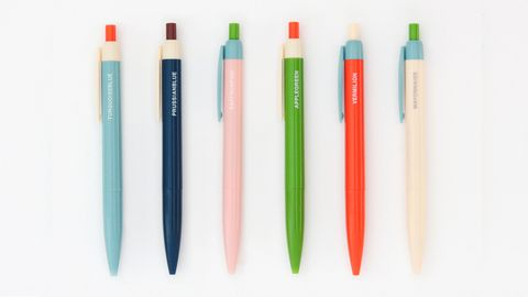 poketo colorblock pens