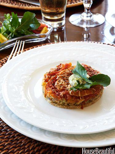 Heirloom Tomato Pie from Alex Hitz